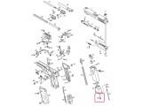 Заправочный клапан /KJW KP-01 VALVE F #80