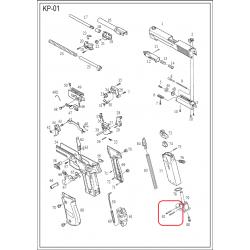 Пины для магазина /KJW KP-01 PIN BASE M #81