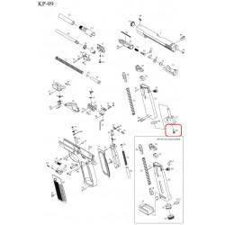 Заправочный клапан /KJW KP-09 FILLING VALVE #80