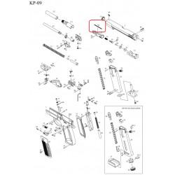 Возвратная пружина газовой камеры /KJW KP-09 CYLINDER SP #92