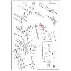 Уплотнительная резинка магазина / KJW 1911 Magazine Gasket #78