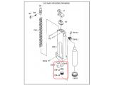 Прокалыватель баллона с уплотнительным кольцом / KJW 1911 CO2 MAG STAB #(CM-10+CM-9+CM-12)