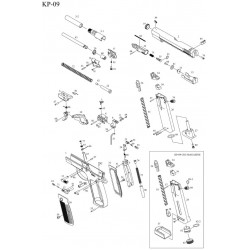 Деталь №32 KP-09 (KJW)