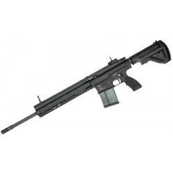 """Страйкбольный автомат HK417 20"""" AEG (VFC)"""