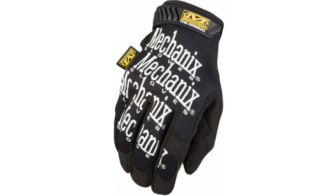 Перчатки Mechanix Original Black размер XL (MECHANIX)
