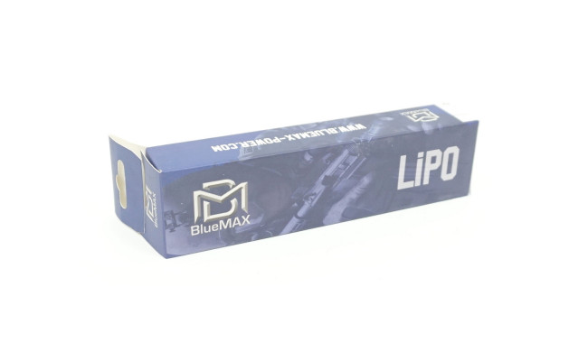 Аккумулятор 1100mAh Lipo 7.4V 20C stick (BlueMax)