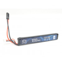 Аккумулятор 1200mAh Lipo 7.4V 20C stick (BlueMax)