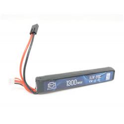 Аккумулятор 1300mAh Lipo 11.1V 20C stick (BlueMax)