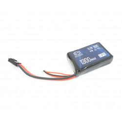 Аккумулятор 1300mAh LiPO 11.1V 20C stick (PEQ/AN-15) (BlueMax)