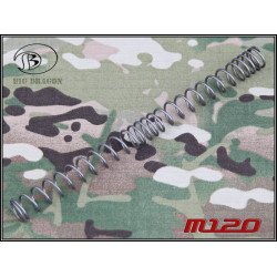 Пружина High quality spring M120 (Big Dragon)