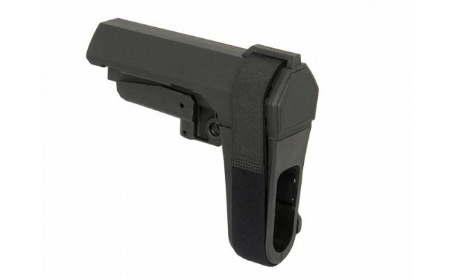 Приклад SBA Style AR Stock-BK (Big Dragon)