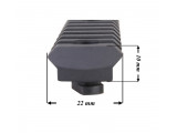 RIS планка 13 Slots Rail Panel For:M-LOK System/BK (Big Dragon)