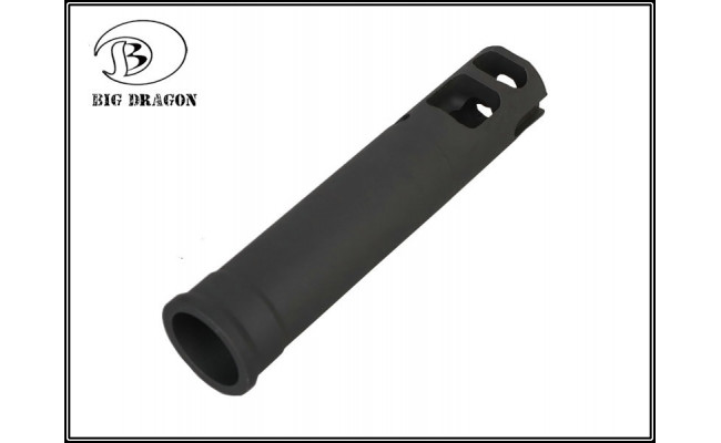 Пламегаситель SF Style MB762SSAL Steel Flash Hider (Big Dragon)