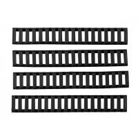 Накладка на цевье Ladder Rail Cover SET B TYPE/BK (Big Dragon)