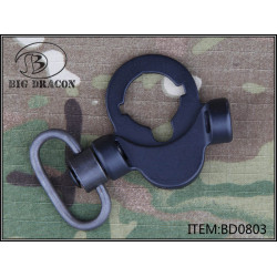 Антабка Troy OEM M4 battle sling mount (Big Dragon)