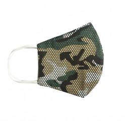 Комплект санитарно-гигиенических защитных масок, бязь (3 шт) (Камуфляж)