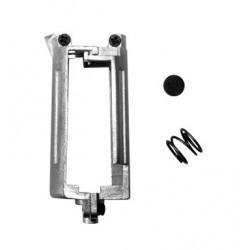 Моторная рамка алюминиевая V.3 (SHS)