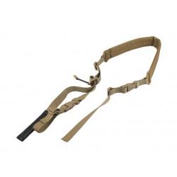 Оружейный ремень Quick Adjust Padded 2 Point Sling/KH (EmersonGear)