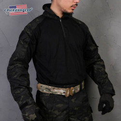Тактическая рубашка blue label Upgraded version G3 Combat Shirt/MCBK-S (EmersonGear)