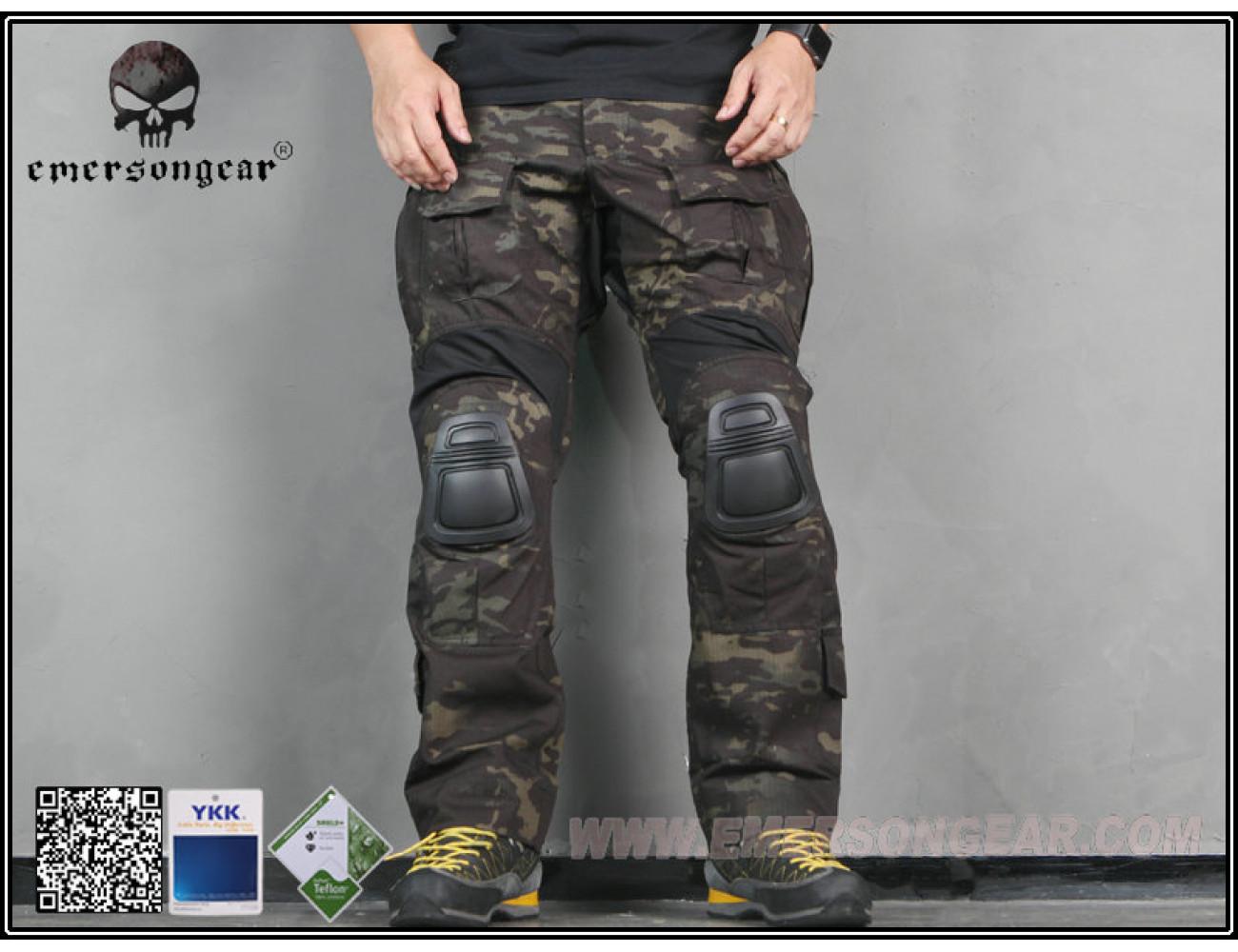Тактические брюки для страйкбола