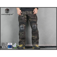 Брюки blue label G3 Tactical Pants/Muticam Black-28W (EmersonGear)