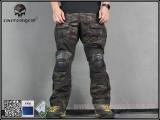 Брюки blue label G3 Tactical Pants/Muticam Black-28W (EmersonGear)