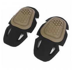 Вставные наколенники BlueLabel E4 Tactical Pant Kneepads/RG (EmersonGear)