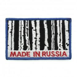 Шеврон Made in Russia