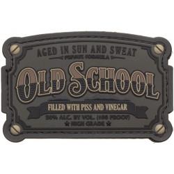 Шеврон Old school pvc OD