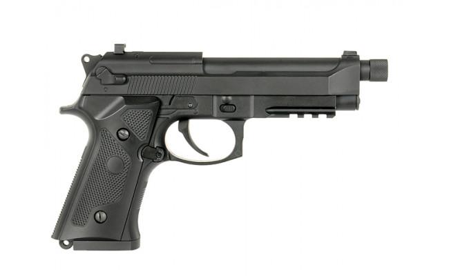 Страйкбольный пистолет CM132S Beretta M92 UP.VER. (CYMA)