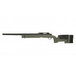 Страйкбольная снайперская винтовка M40A3 spring OD (Cyma)