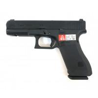 Страйкбольный пистолет Glock17 GEN4 Gas Blow Back Pistol (BK) (VFC)