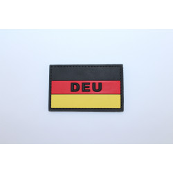 Шеврон Флаг Германия deu ПВХ 5*8