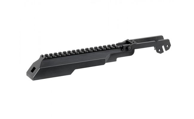 Крышка ствольной коробки с RIS-планкой B-33 для моделй отечественного образца (5KU)