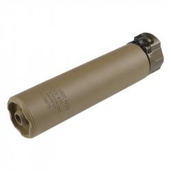 Модель глушителя SureFire SOCOM 5.56-RC2 c пламегасителем TN (5KU)