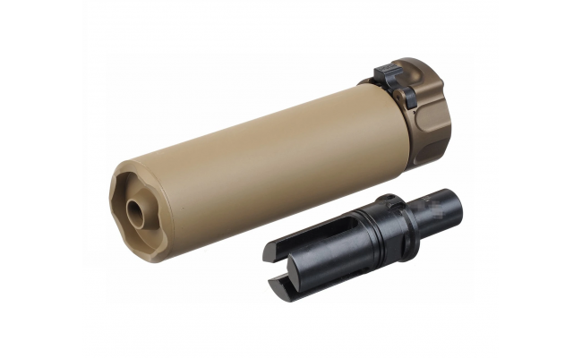 Модель глушителя SureFire SOCOM 46 (Для MP7A1) TN (5KU)