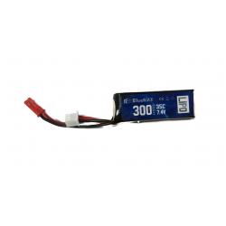 Аккумулятор HPA Micro 7.4V 35C 300mAh stick (BlueMax)