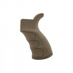 Рукоять пистолетная G27 Style Grip GBB/TAN (Big Dragon)