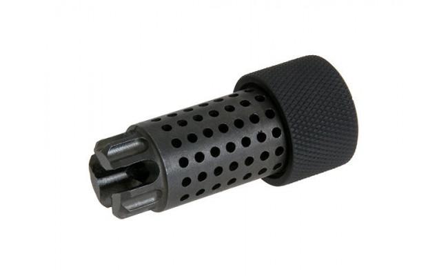 Пламегаситель 7.62 Taper Mount Flash Comp and Blast Shield (5KU)