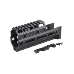 Цевье комплект M-LOK Universal Handguard для моделей отечественного образца BK (5KU)