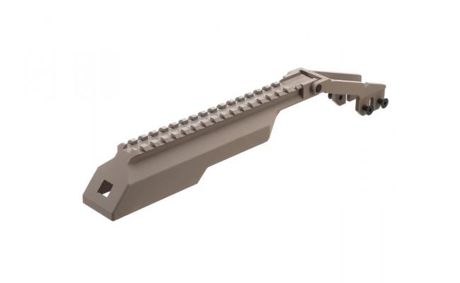 Крышка ствольной коробки с RIS-планкой B-33 для моделей отечественного образца TN (5KU)