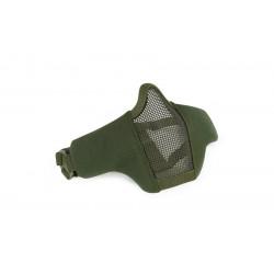 Маска защитная сетчатая на лицо WST tactical Glory mask OD (WoSport)
