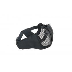 Маска защитная сетчатая на лицо WST Battlefield Glory mask-s Black (WoSport)
