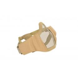 Маска защитная сетчатая на лицо WST Battlefield Glory mask -s Tan (WoSport)