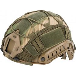Чехол на шлем WST Elastic rope helmet cover Мох (WoSport)