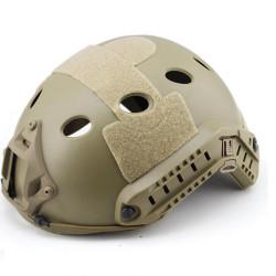 Шлем Umbrella Helmet - Standard Version - PJ-type Round Hole Tan (WoSport)