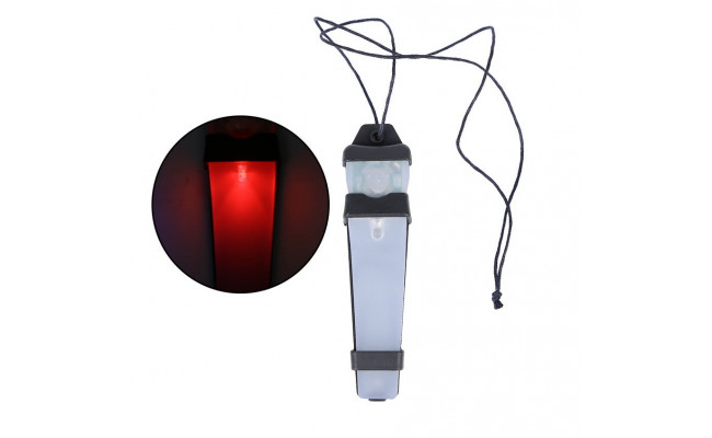 Красный маячок WST tactical signal light BK Red (WoSport)