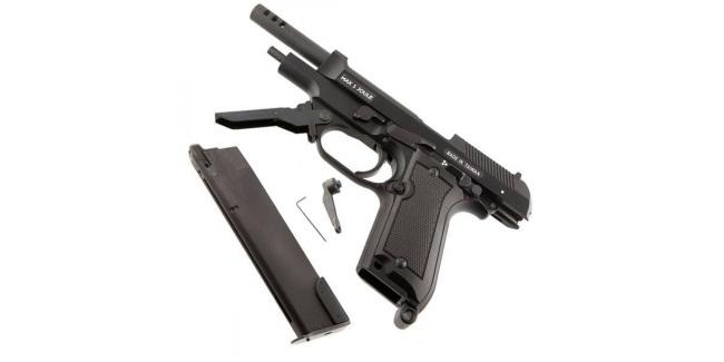 Газовые страйкбольные пистолеты