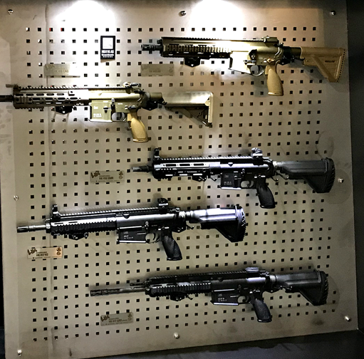 Страйкбольные винтовки купить
